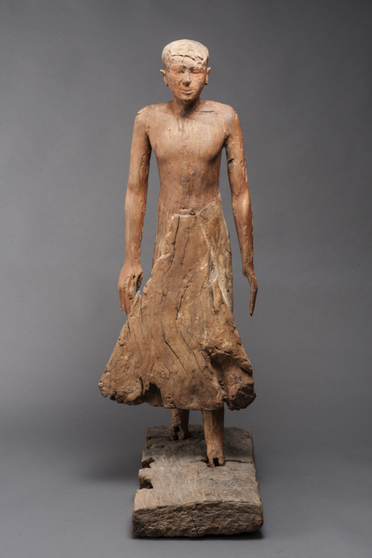 Statue of an Official or Priest, 2345-2055 BCE
