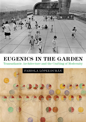 """Eugenics in the Garden"" Book Cover"